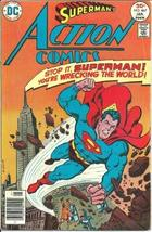 Action Comics #467 [Comic] [Jan 01, 1977] DC COMICS - $5.07