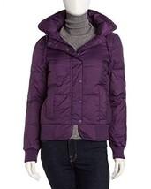 Juicy Couture Purple Down Puffer Jacket Treasure Hunt Medium MSRP: $248 - $118.79
