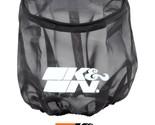 K&N Air Filter Wrap Drycharger; Rc-2960, Black 22-8049DK