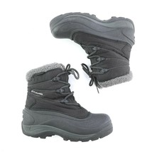 Columbia Cascadian Trinity Black Thermolite Winter Snow Boots Womens 6 - $34.56