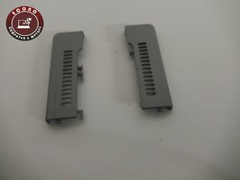 Dell XPS 9100 PP01L Genuine Left & Right Hinge Covers W1741 W1742 - $4.46