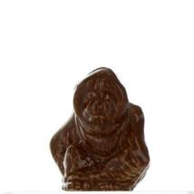 Wade Whimsies Red Rose Tea Canadian Series 4 Miniature Porcelain Orangutan