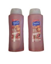 Suave Limited Edition Fallin' For You Apple&Pomegranate Body Wash Lot of 2  - $29.50