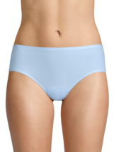 001b44b2445a CHANTELLE 2644 Soft Stretch Seamless Hipster Panties Light Sky Blue ONE ...  - $10.88