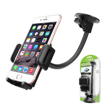 Adjustable Windshield Dashboard Phone Holder Car Mount for Samsng Galaxy... - $8.49