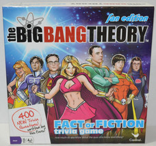 The Big Bang Theory Fan Edition Fact or Fiction Trivia Game  - $17.10