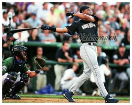 MLB 1998 All Star Game Ken Griffrey Jr Home Run Derby Mariners 8 X 10 Ph... - $5.93