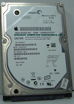 """60GB 2.5"""" SATA ST96812AS 9.5mm Hard Drive Seagate Tested Good Our Drives... - $10.68"""