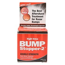 High Time Bump Stopper-2 0.5 Ounce Double Strength Treatment 14ml 3 Pack