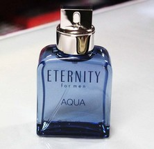 Eternity Aqua by Calvin Klein Eau De Toilette Spray 3.4 oz (Men) - $34.95