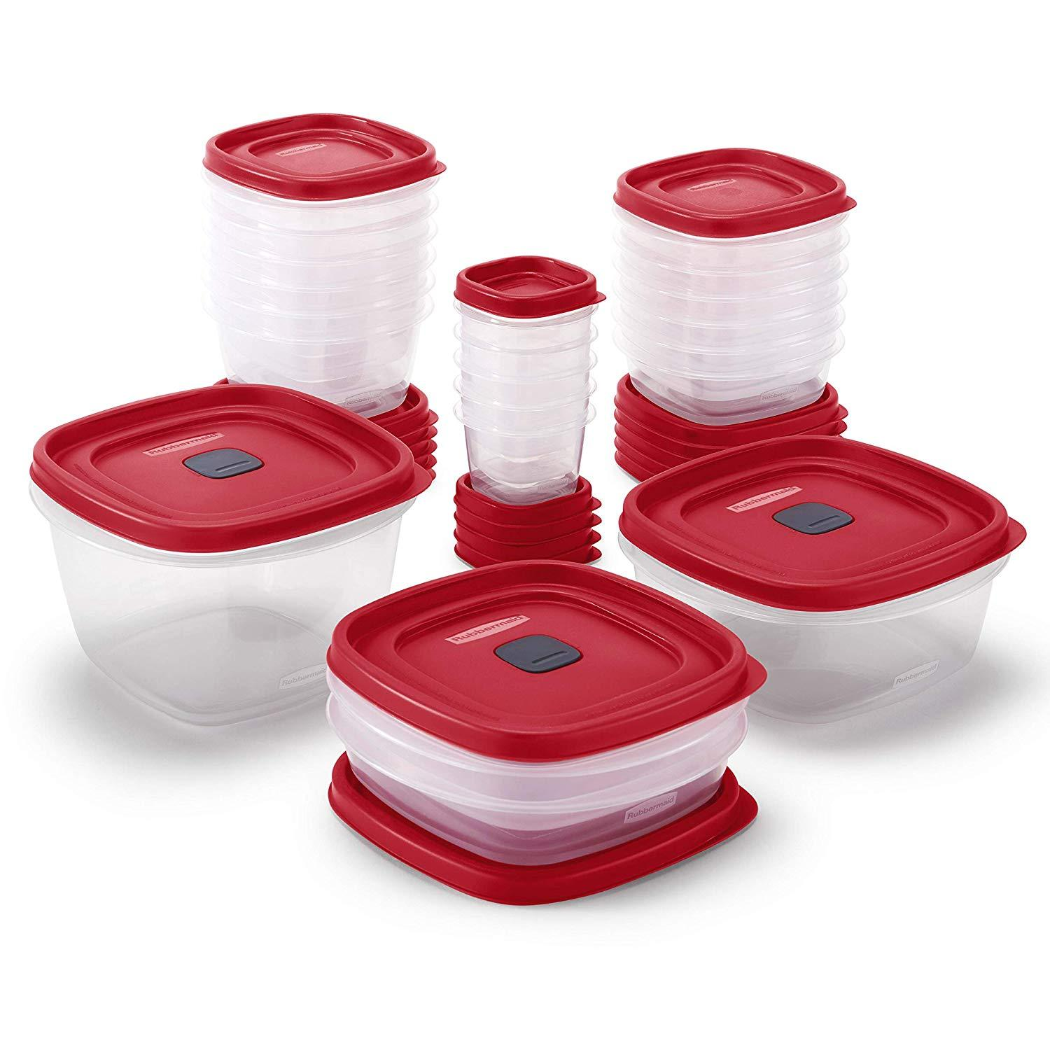 Rubbermaid Food Storage Container: 1 customer review and 2 ...