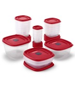 Rubbermaid vented lids food storage container thumbtall