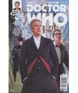 Doctor Who: The Twelfth Doctor Adventures: Year Three #2B NM 2017 comic - $2.25