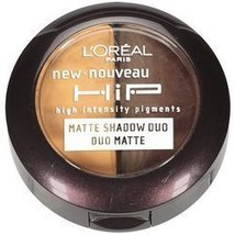 L'Oreal Paris HiP Studio Secrets Professional Matte Shadow Duos, Poppy, ... - $17.00
