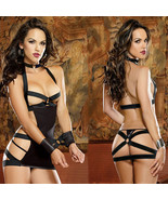 Sexy HOT Ladies Lingerie SM Babydoll Negligee Gogo Clubwear Underwear 247 - $14.84