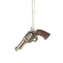 Six Shooter Ornament - $10.95