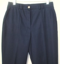 Escada Sport Womens Dress Pants EU 42 US 6 Career Trousers Seamed Leg w/... - $59.39