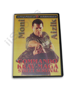 Israeli Commando Krav Maga Street Survival Training DVD Moni Aizik - $22.00