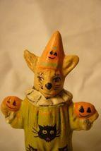 Vaillancourt Folk Art Halloween Clown Rabbit Limited! image 4