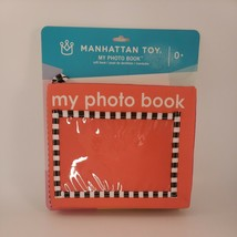 """Manhattan Toy Soft Baby My Photo Book Holds up to 5 4"""" x 6"""" photos - $6.92"""