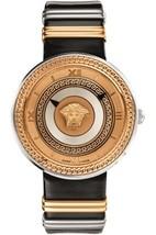 Versace VLC020014 V-metal Icon Gold IP Steel Ladies Watch - $2,588.32