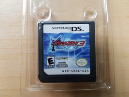 Mega Man Star Force 3: Black Ace - Game Only (DS) Tested! Fast Shipping! - $24.13