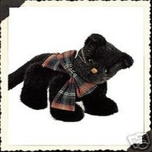 """Boyds Bears """"Sooty P. Pussyfoot"""" #574200- 7"""" Plush Cat -2002- Retired - $19.99"""