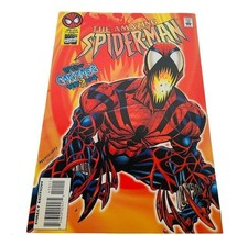 Comic vtg Marvel Amazing Spider-Man #410 first 1st appearance Spider Carnage '96 - $123.75