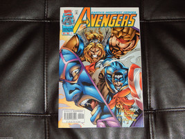 AVENGERS  (MARVEL) (1996 Series) #2 VARIANT Fair Comics Book Free Shipping! - $6.92