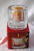 Studio Nova Crystal Holiday Bells Votive - $4.15