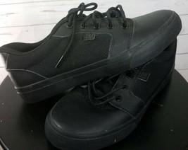 DC Anvil LE Low-Top Skateboard Shoes Black Size 9 - $38.69