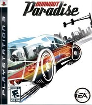 Burnout Paradise - Playstation 3 [PlayStation 3] - $7.52