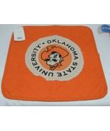 Great Finds Oklahoma State Place Mats CQ1261 Orange Black Set Of Two - $13.99