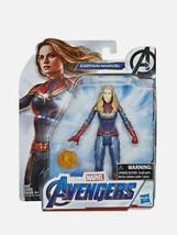 "Marvel Avengers End Game Captain Marvel 6"" Action Figure - $13.85"