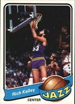 #86 Rich Kelley 1979-80 Topps Basketball - $2.00