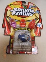 BRAND NEW MARVEL SERIES 1 & card BONKA ZONKS 4 PACK HASBRO Stocking Stuf... - $8.90