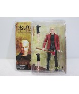 "Buffy The Vampire Slayer 6"" Spike 'School Hard' Series 2 - AFX Exclusive... - $38.69"