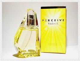 Avon Perceive Soleil Eau de Parfume Spray 50 ml Boxed Rare Discontinued - $77.56