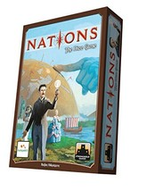 Stronghold Games Nations The Dice Game Board Games - $44.73