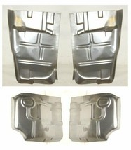 Floor Pan Sections Front and Rear 1973-1977 Chevrolet Malibu - $484.03