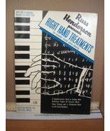 Russ Handerson Presents Right Hand Treatments For Popular Music Piano (1... - $8.99