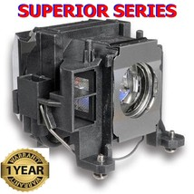 ELPLP48 V13H010L48 Superior Series -NEW & Improved For Epson PowerLite1716 - $69.95