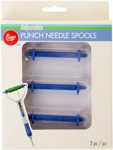 Boye Punch Needle Spools 3/Pkg- - $8.56