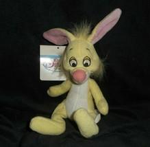 Disney Winnie de Pooh Amarillo Conejo Bolsa con Relleno Peluche / Etiqueta - $12.65