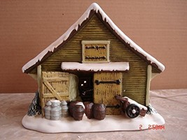 NA Winter Morning in A Country Barn 2002 - $44.54