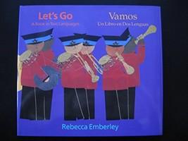 Let's Go: A Book in Two Languages / Vamos: Un Libro en Dos Lenguas (Engl... - £12.31 GBP