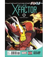 Marvel ALL-NEW X-FACTOR #17 VF/NM - $1.29