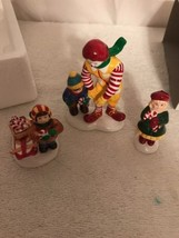 """Pre-owned Snow Village McDonald's """"Kids, Candy ... - $23.36"""
