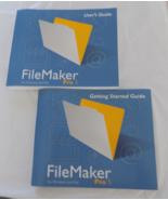 FileMaker Pro for Window & Mac OS - User Manuals (2) - $12.45