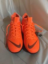 Nike JR Superfly X6 Academy GS IC Orange Youth Size 4Y (AH7343-810) - $74.80